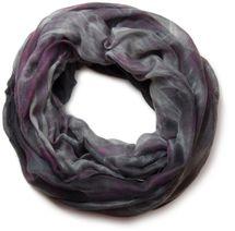 styleBREAKER Loop Schal mit Flammen Batik Muster, Schlauchschal, Tuch, Damen 01018041 – Bild 5