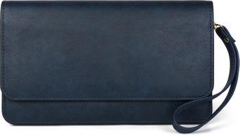 styleBREAKER Damen Clutch mit Überschlag und Trageschlaufe, Abendtasche, Portemonnaie 02012259 – Bild 15