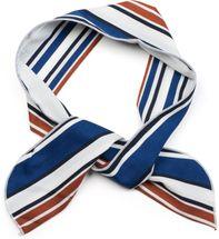 styleBREAKER Damen Multifunktionstuch schmal mit Streifen Muster, Haarband, Tuch, Halstuch, Schleife, Taschenband 04026024 – Bild 4
