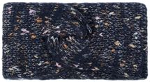 styleBREAKER Damen Strick Stirnband mit Twist Knoten, gesprenkelt, Winter Haarband, Headband gestrickt 04026026 – Bild 13