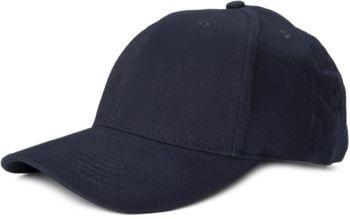 styleBREAKER klassisches 6 Panel Cap mit gebürsteter Oberfläche, Baseball Cap, verstellbar, Unisex 04023018 – Bild 7