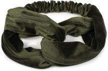 styleBREAKER Damen Haarband in Samt Optik mit Twist Knoten und Gummizug, Stirnband, Headband 04026027 – Bild 9