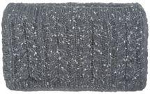 styleBREAKER Damen breites Multifunktion Strick Stirnband mit Zopfmuster, Thermo Fleece Futter, Tube Schal, Headband 04026030 – Bild 5