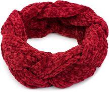 styleBREAKER Damen Chenille Strick Stirnband geflochten, warmes Winter Haarband, Headband 04026032 – Bild 13