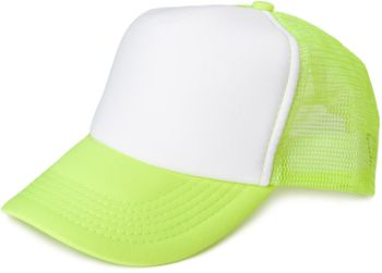 styleBREAKER 5 panel mesh cap, adjustable, unisex 04023007 – Bild 2