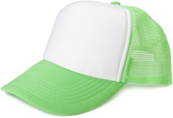 styleBREAKER 5 panel mesh cap, adjustable, unisex 04023007 – Bild 3