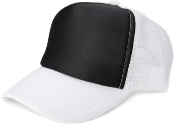styleBREAKER 5 panel mesh cap, adjustable, unisex 04023007 – Bild 12