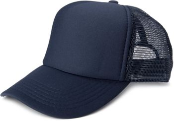 styleBREAKER 5 panel mesh cap, adjustable, unisex 04023007 – Bild 10