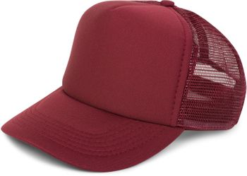 styleBREAKER 5 panel mesh cap, adjustable, unisex 04023007 – Bild 23