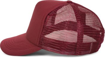 styleBREAKER 5 panel mesh cap, adjustable, unisex 04023007 – Bild 24