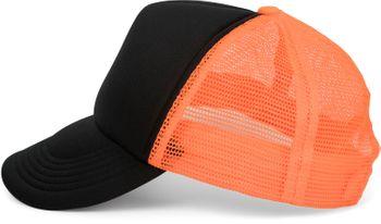styleBREAKER 5 Panel Mesh Cap, Trucker Baseball Cap, Basecap, verstellbar, Unisex 04023007 – Bild 80