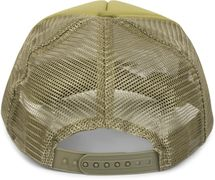 styleBREAKER 5 panel mesh cap, adjustable, unisex 04023007 – Bild 31
