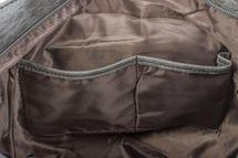 styleBREAKER Damen Hobo Bag Handtasche mit Nieten besetztem Verschluss, Shopper, Schultertasche, Tasche 02012270 – Bild 28