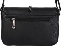styleBREAKER Damen Umhängetasche im Envelope Design mit Kugel-Nieten, Kette und Quaste, Schultertasche, Handtasche, Tasche 02012274 – Bild 17