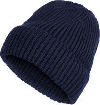 styleBREAKER Unisex Feinstrick Beanie Mütze mit Krempe, Winter Strickmütze 04024154 – Bild 10