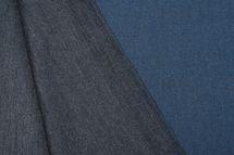 styleBREAKER Unisex Schal 2-farbig meliert mit Fransen, Winter, Tuch 01017090 – Bild 8