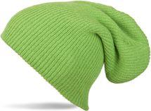 styleBREAKER Beanie Mütze, Slouch, überlange Strickmütze, doppelt gestrickt, warm, Unisex 04024004 – Bild 6