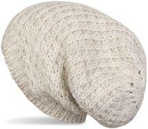 styleBREAKER Unisex Strick Beanie Mütze grob gestrickt, Slouch Longbeanie, Winter Strickmütze 04024158 – Bild 11