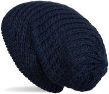 styleBREAKER Unisex Strick Beanie Mütze grob gestrickt, Slouch Longbeanie, Winter Strickmütze 04024158 – Bild 13