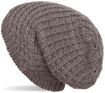 styleBREAKER Unisex Strick Beanie Mütze grob gestrickt, Slouch Longbeanie, Winter Strickmütze 04024158 – Bild 19