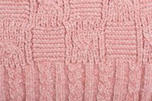 styleBREAKER Unisex Chenille Beanie Mütze mit Flecht Muster und Fleece Futter, Winter Slouch Longbeanie 04024159 – Bild 16