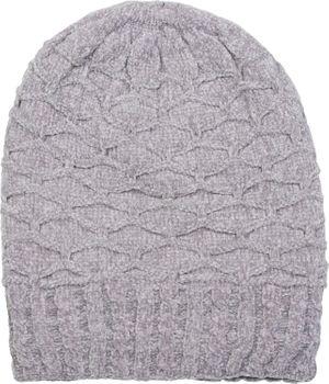 styleBREAKER Unisex Chenille Beanie Mütze mit Waben Strick Muster und Fleece Futter, Winter Slouch Longbeanie 04024160 – Bild 22