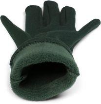 styleBREAKER Damen Handschuhe mit Schleifen Detail und Fleece Futter, Winter 09010015 – Bild 34