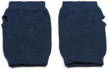 styleBREAKER Damen Fingerlose Strick Handschuhe mit Perlen und Strass, Winter Strickhandschuhe 09010016 – Bild 12