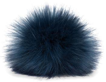 styleBREAKER Kunstfell Bommel für Mützen und Beanies, Fake Fur, Winter Fellbommel 04024161 – Bild 28