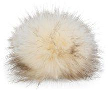 styleBREAKER Kunstfell Bommel für Mützen und Beanies, Fake Fur, Winter Fellbommel 04024161 – Bild 20