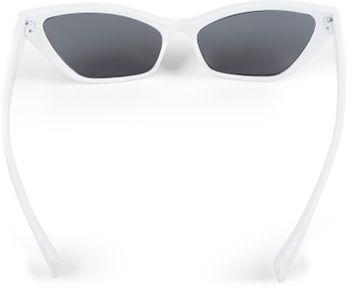 styleBREAKER Damen Sonnenbrille im schmalen Cateye Stil, Katzenaugen Design, Kunststoff Rahmen und Polycarbonat Gläser, Retro Look 09020091 – Bild 18