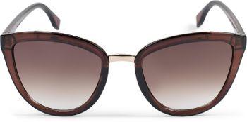 styleBREAKER Damen Cateye Sonnenbrille mit Metallsteg, Kunststoff Rahmen und Polycarbonat Gläser, Katzenaugen Form, Retro Look 09020093 – Bild 16