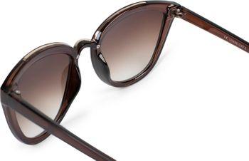 styleBREAKER Damen Cateye Sonnenbrille mit Metallsteg, Kunststoff Rahmen und Polycarbonat Gläser, Katzenaugen Form, Retro Look 09020093 – Bild 19