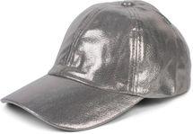 styleBREAKER Damen 6-Panel Cap im Metallic Look, Baseball Cap, Basecap, verstellbar 04023065 – Bild 11