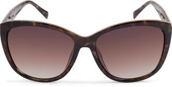 styleBREAKER Damen Oversize Sonnenbrille mit Metall Detail am Bügel, ovalen Polycarbonat Gläsern und Kunststoff Gestell, Retro Style 09020099 – Bild 23