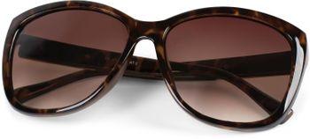 styleBREAKER Damen Oversize Sonnenbrille mit Metall Detail am Bügel, ovalen Polycarbonat Gläsern und Kunststoff Gestell, Retro Style 09020099 – Bild 27