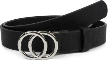 styleBREAKER Damen Gürtel Unifarben mit Ringschnalle, Hüftgürtel, Taillengürtel 03010093 – Bild 23
