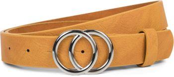 styleBREAKER Damen Gürtel Unifarben mit Ringschnalle, Hüftgürtel, Taillengürtel 03010093 – Bild 26