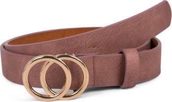 styleBREAKER Damen Gürtel Unifarben mit Ringschnalle, Hüftgürtel, Taillengürtel 03010093 – Bild 47
