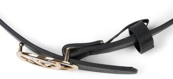 styleBREAKER Damen Gürtel mit Schlangen Muster und Ringschnalle, Hüftgürtel, Taillengürtel 03010094 – Bild 10