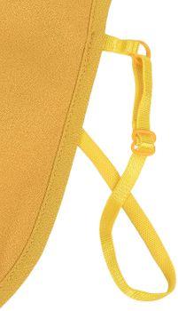 styleBREAKER Damen Blusenkragen Einsatz mit Knopfleiste Unifarben, Kragen für Blusen und Pullover 08020004 – Bild 3
