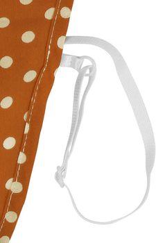 styleBREAKER Damen Blusenkragen Einsatz mit Punkte Muster und Knopfleiste, Kragen für Blusen und Pullover, Rockabilly Style 08020005 – Bild 21