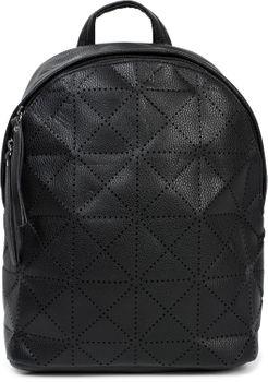 styleBREAKER Damen Rucksack Handtasche mit geometrischen Cutouts, Reißverschluss, Tasche 02012293 – Bild 10
