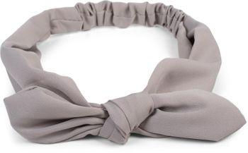 styleBREAKER Damen Haarband einfarbig mit Schleife und Gummizug, Stirnband, Headband, Pinup, Rockabilly, Haarschmuck 04026035 – Bild 7