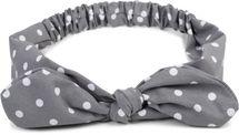 styleBREAKER Damen Haarband mit Punkte Muster, Schleife und Gummizug, Stirnband, Headband, Pinup, Rockabilly, Haarschmuck 04026036 – Bild 5