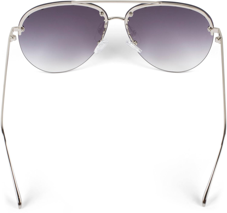 Rahmenlose Piloten Sonnenbrille mit Nieten