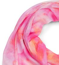 styleBREAKER women scarf with watercolour colour gradient and fringing, shawl 01016185 – Bild 11