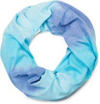 styleBREAKER Unisex Loop Schal mit buntem Farbverlauf Streifen Muster, Schlauchschal, Tuch 01016190 – Bild 4