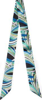 styleBREAKER Damen Multifunktionstuch schmal mit Hippie Muster, Haarband, Tuch, Halstuch, Schleife, Taschenband 01020039 – Bild 7