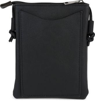 styleBREAKER Damen Mini Bag Umhängetasche mit Cutouts in Ethno Blumen Form und Nieten, Schultertasche, Handtasche, Tasche 02012304 – Bild 24